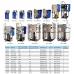Промышленная система обратного осмоса AquaPro ARO-14000GPD