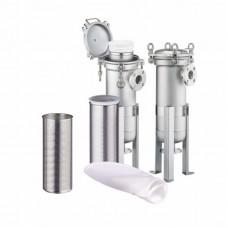 Фильтр механический мешочного типа высокой производительности BFH-1 20 м³/ч (Тайвань)